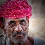 Looking into Indiens Eyes