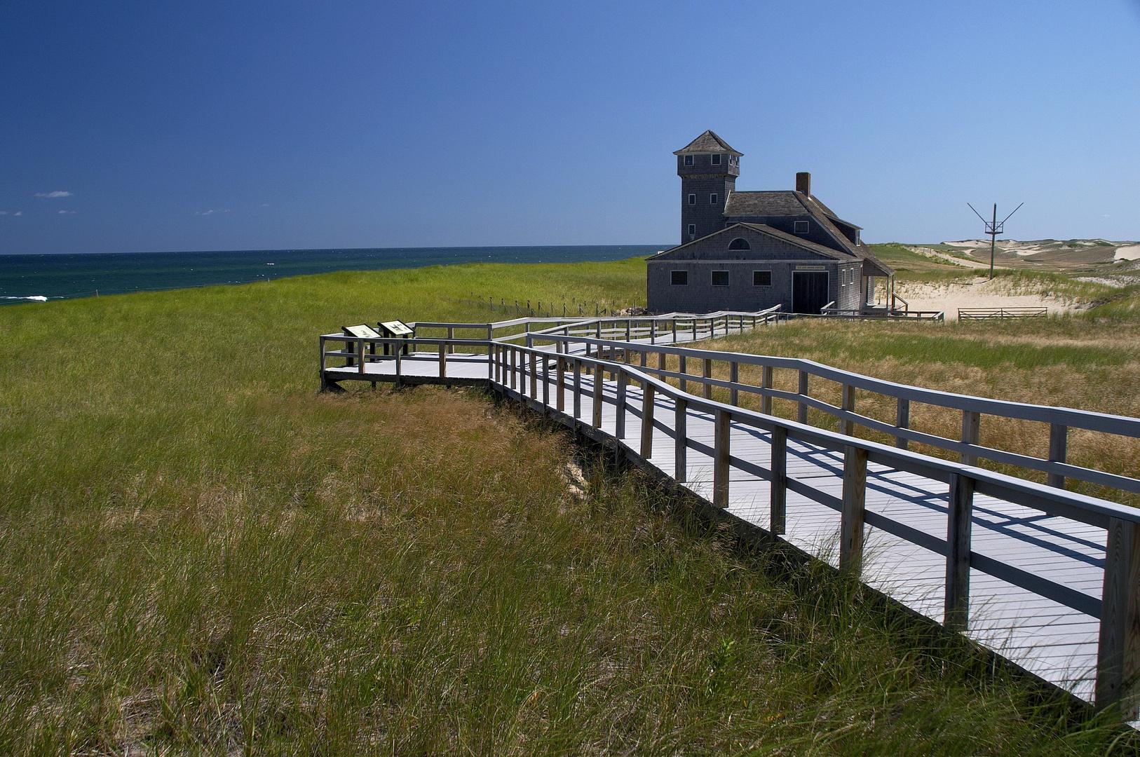 Lookout auf Cape Cod