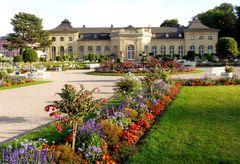 Lorbeerhaus in der Gothaer Orangerie