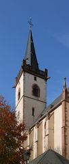 Lorch am Rhein, Kirche (II)