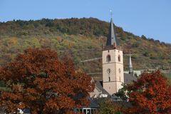 Lorch am Rhein, Pfarrkirche St. Martin