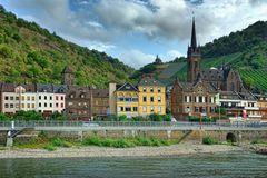 Lorchhausen - Rheinufer