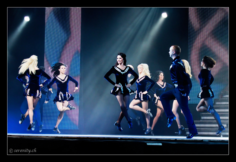 Lord of the Dance III @ Stadthalle, Sursee
