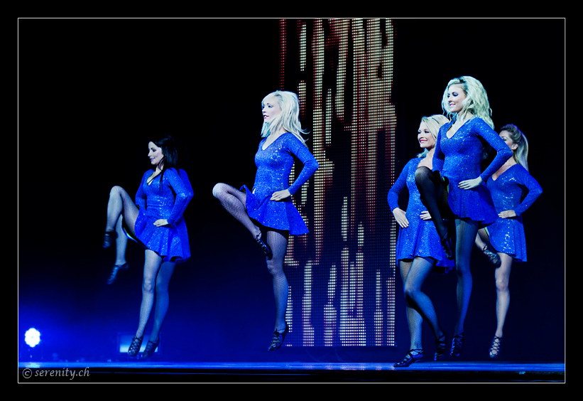 Lord of the Dance @ Stadthalle, Sursee