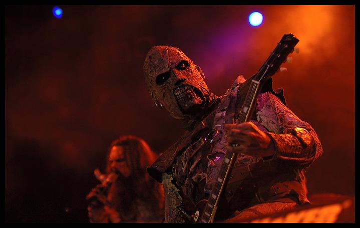 Lordi @ Earthshaker Festival