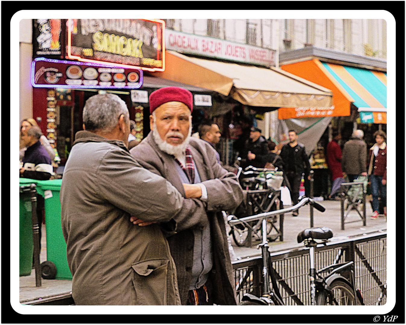 """L'Orient à Paris, """"La Petite Istanbul""""..."""