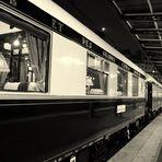 L'Orient Express - Le rêve au bout du quai !