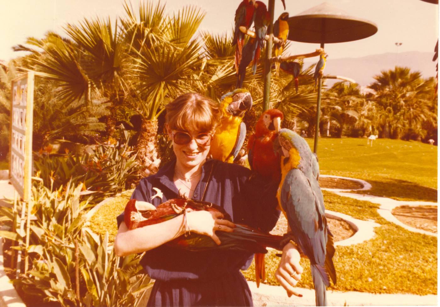 Loro Parc vor 30 Jahren