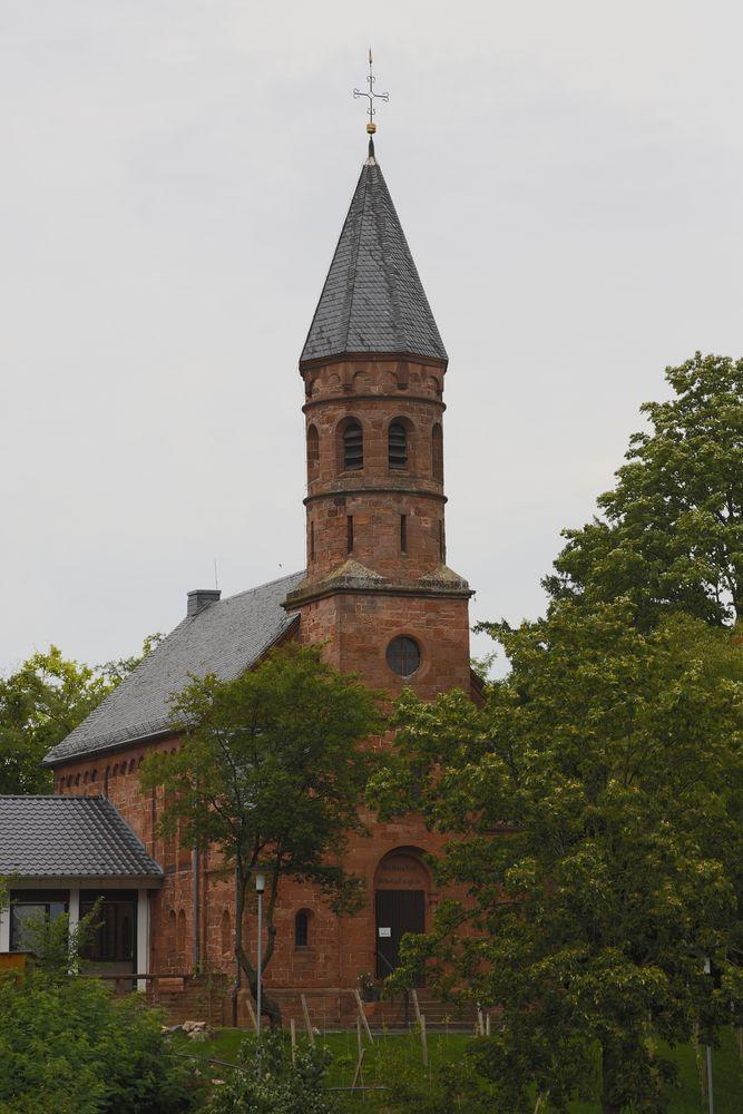 Lorsch - Evangelische Kirche