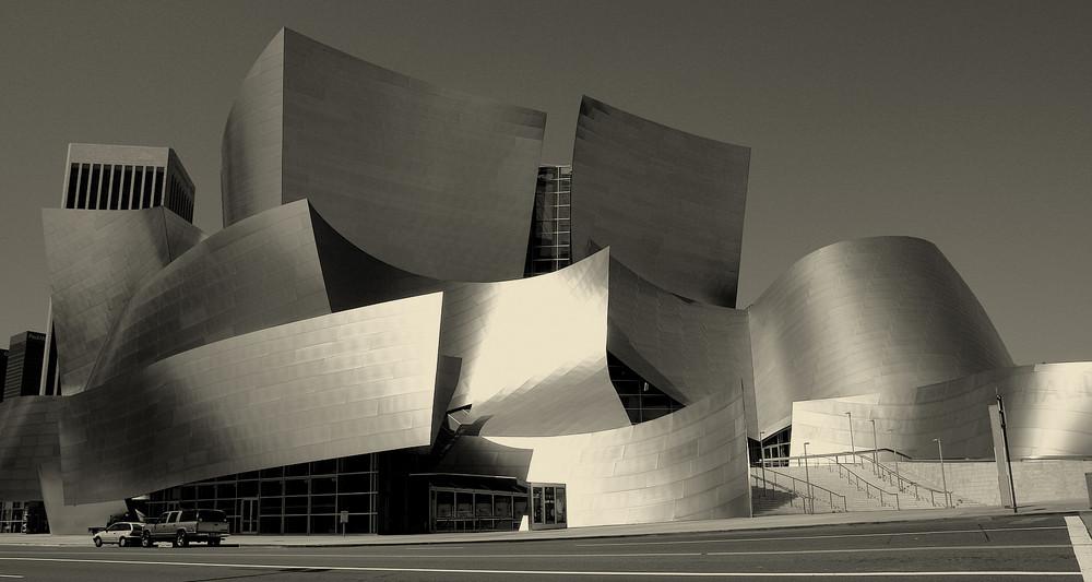 Los Angeles : Walt Disney Concert - Hall....