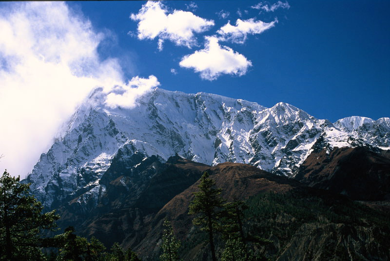Los Annapurnas