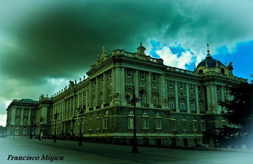 ...los asuntos de palacio ...