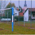 Los colores del otoño III, el campo de deportes