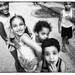 los niños de Habana