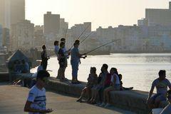 Los Pescadores, Havanna