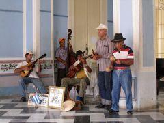 Los Pinos - Trinidad de Cuba - Veteranen Musikgruppe