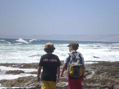 los primos y el mar