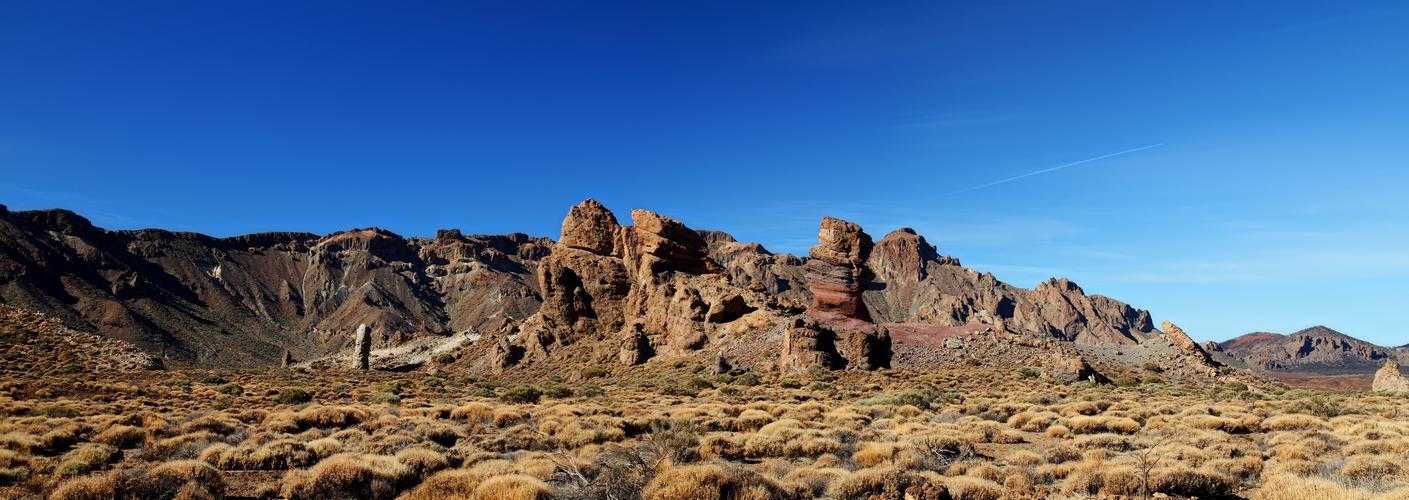 Los Roques de Garcia II