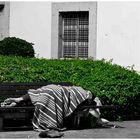 Los sin techo (VIVIMOS EN LOS TIEMPOS DEL FRAUDE POLÍTICO)