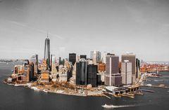 LOS TONOS OCRE DE NEW YORK