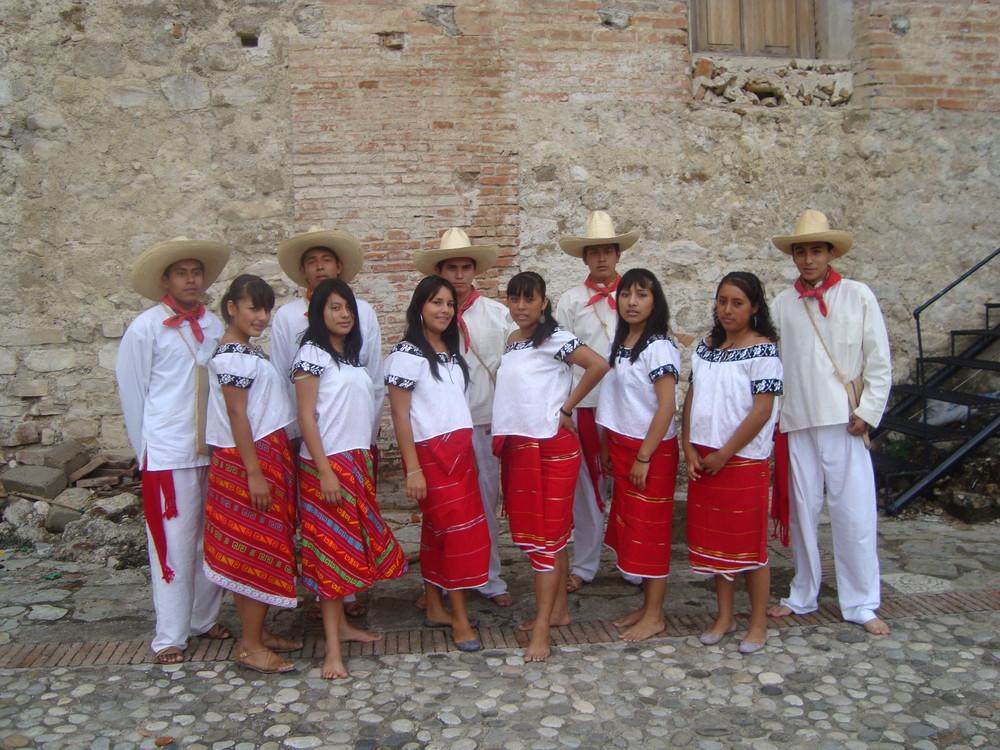 Los Zoques de Copainalá