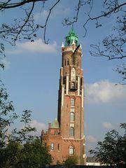 Loschen - Leuchtturm in Bremerhaven