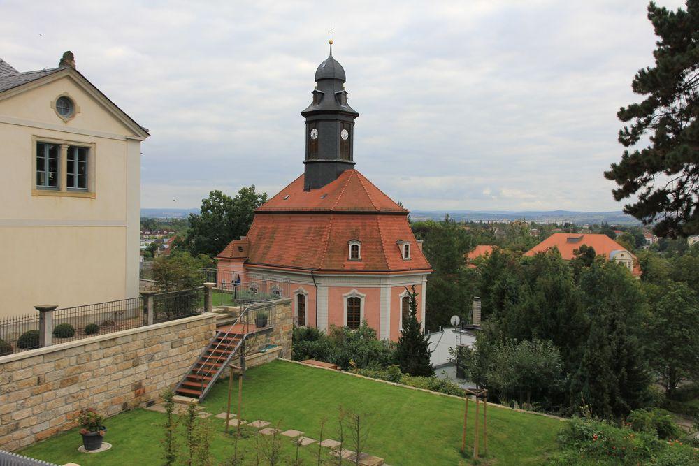 Loschwitzer Kirche Dresden