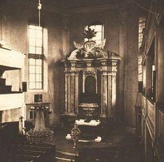 Loschwitzer Kirche von George Bähr 1705 - 1708