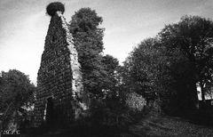 Lost church of Berkenlatten