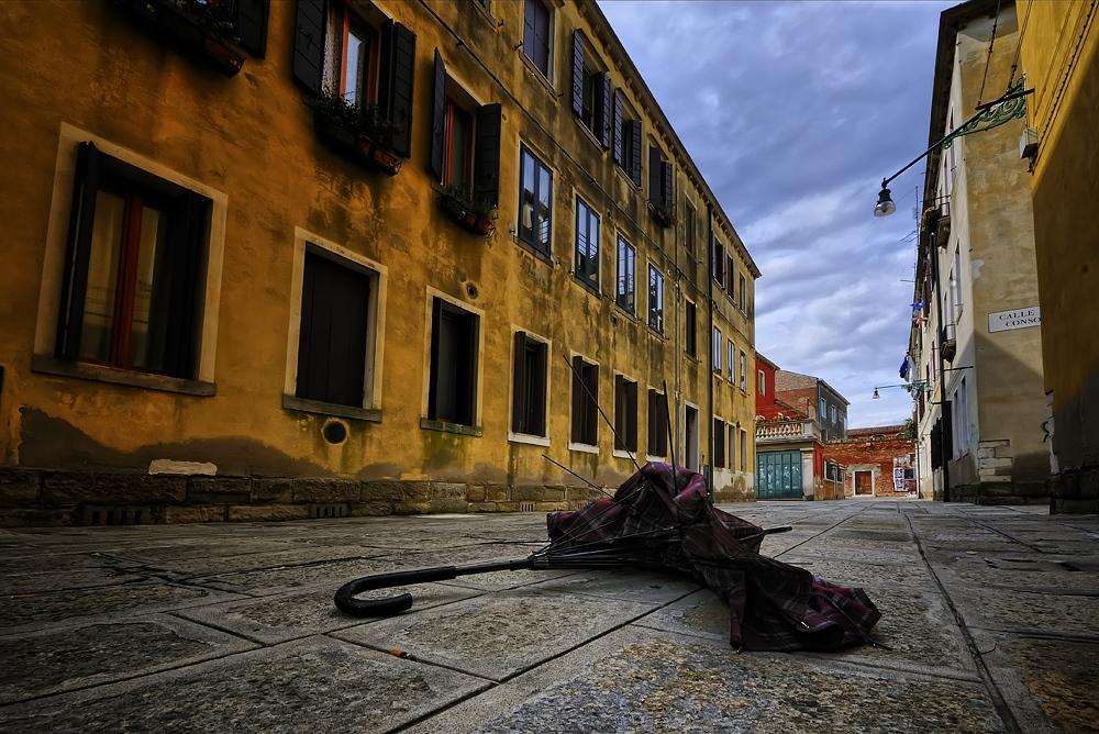"""""""Lost in Venice"""" di Antonio Morri"""