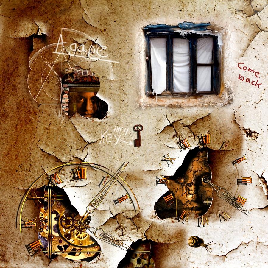Lost memories behind my longing window