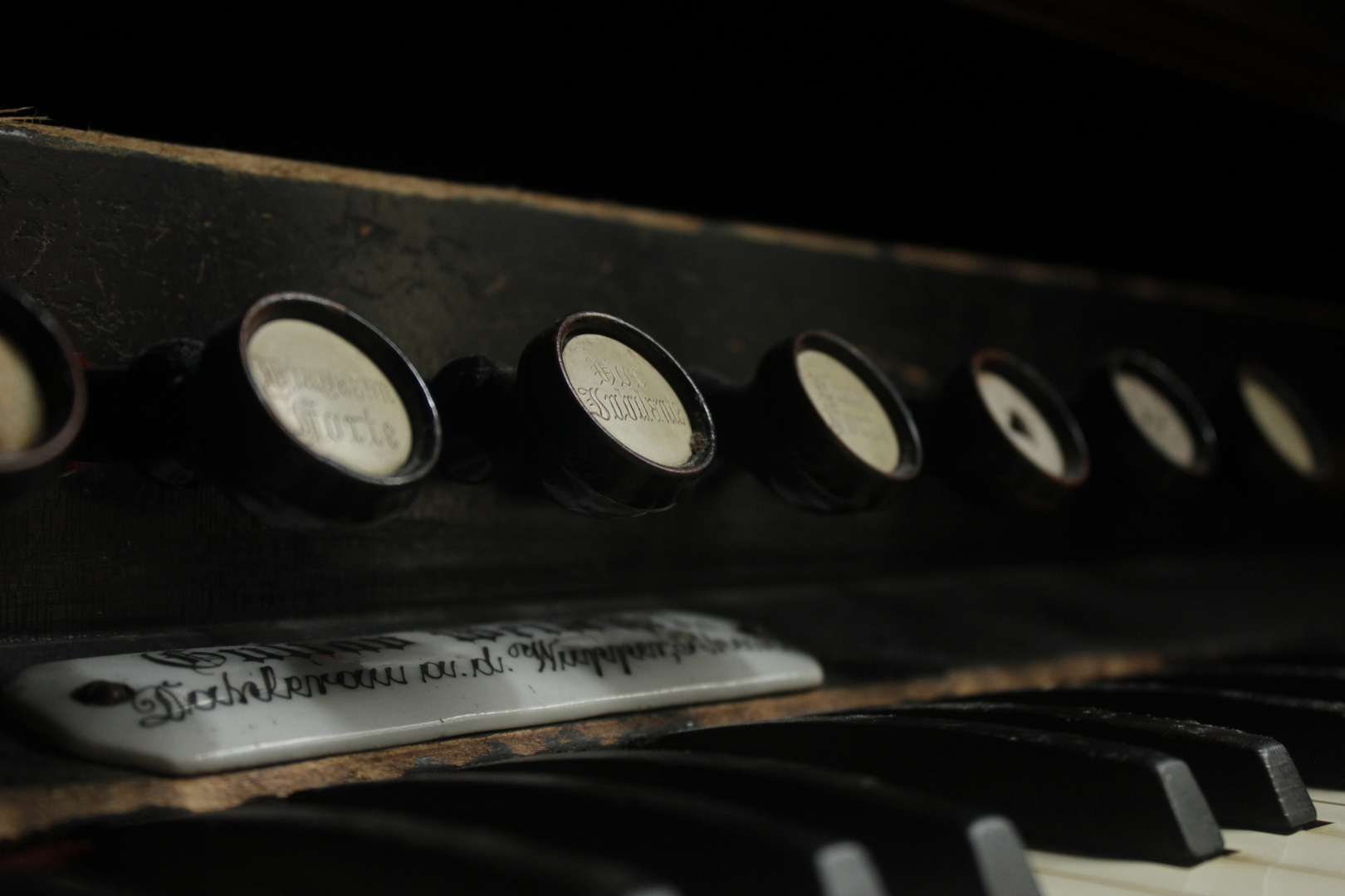 Lost Orgel