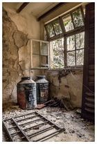 Lost Place - Das Nebengebäude