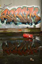Lost Place Grafitti