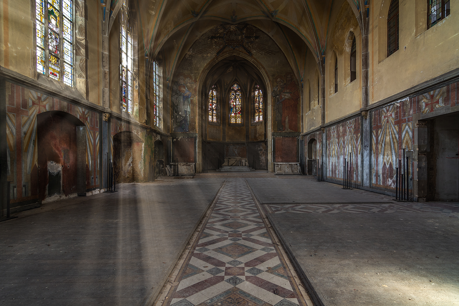 """Lost Place """"Kirche"""""""