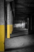 Lost Place - Leerstehendes Lager