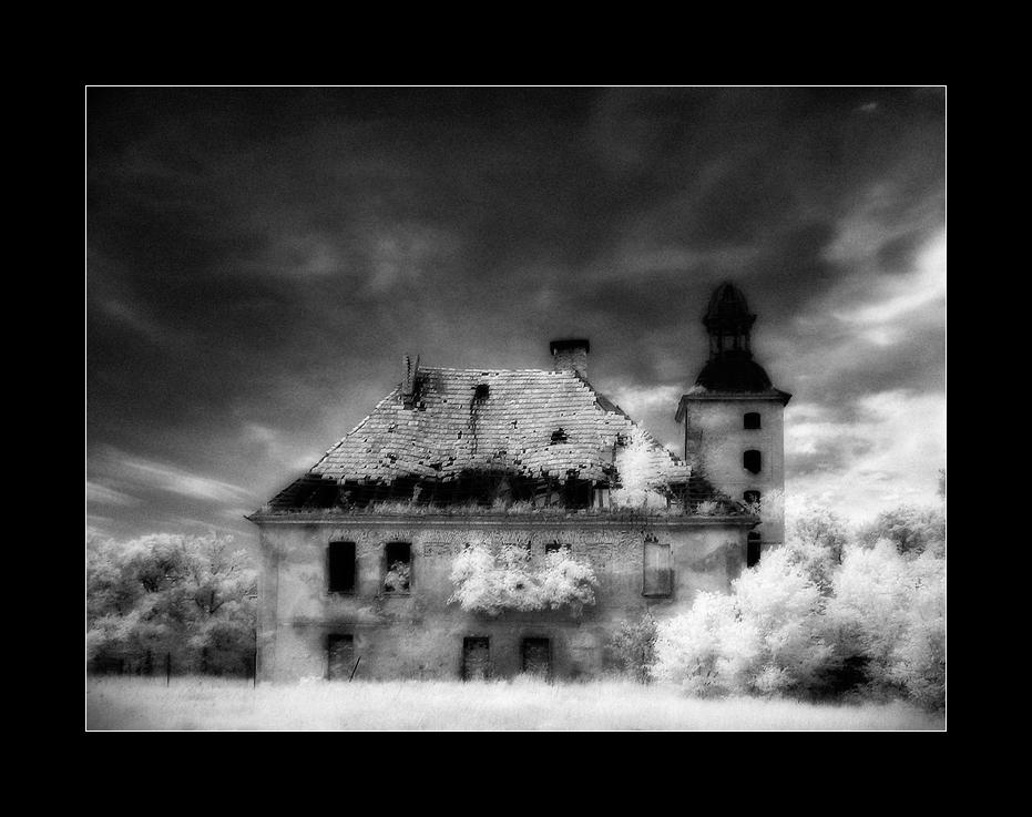 - Lost Place - (mit Workflow)