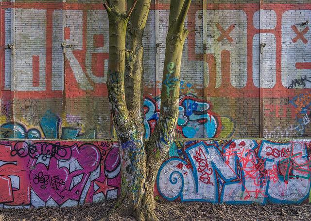 Lost Place Müllverbrennung Kiel