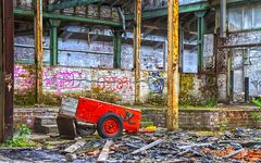 Lost places: Knipping-Dorn GmbH