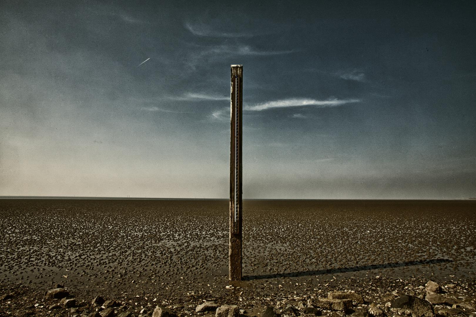 Lost pole.
