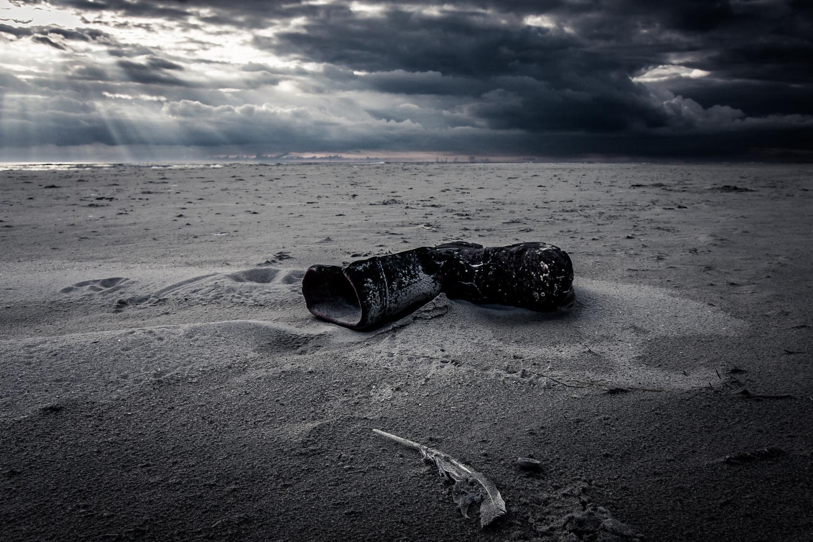 lost shoe in Danmark