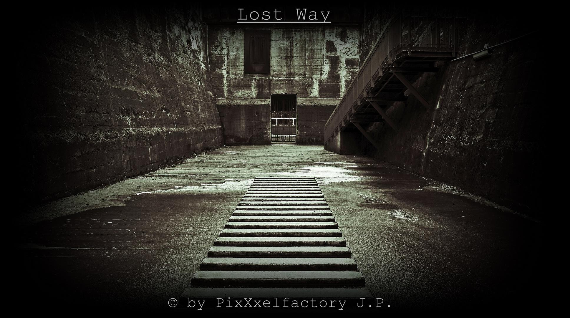 Lost Way....