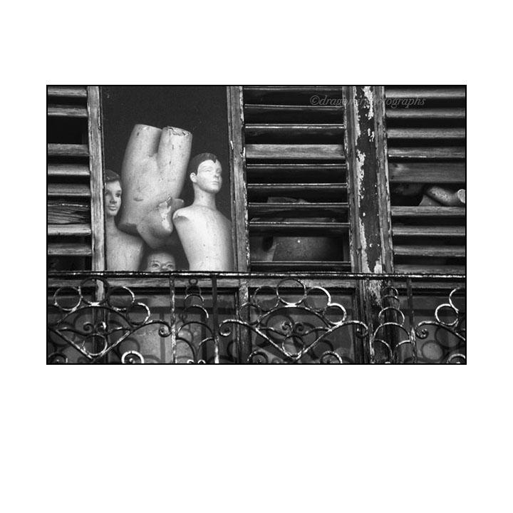 Lost Window