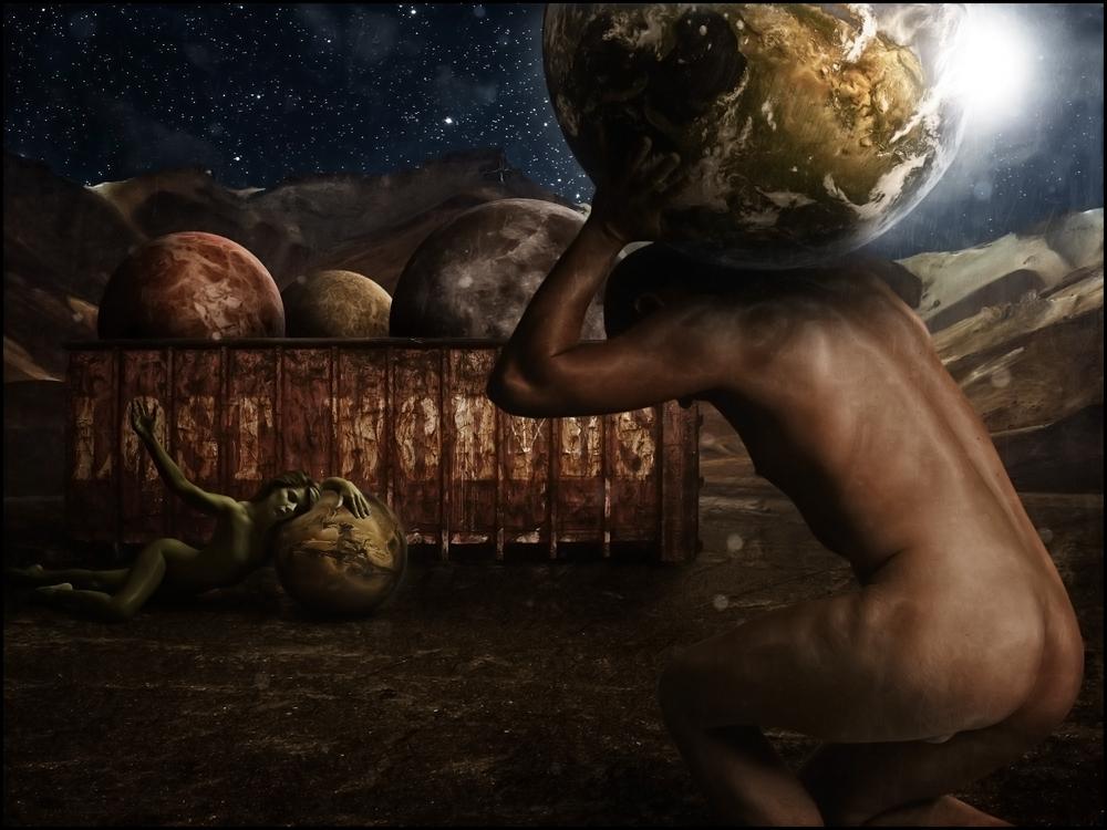 >>> Lost Worlds - Verlorene Welten