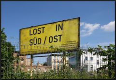 ...Lost...in Süd / Ost...