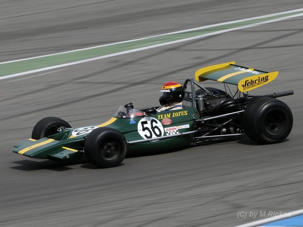 Lotus Formel 2