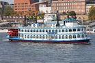 Louisiana Star auf der Elbe