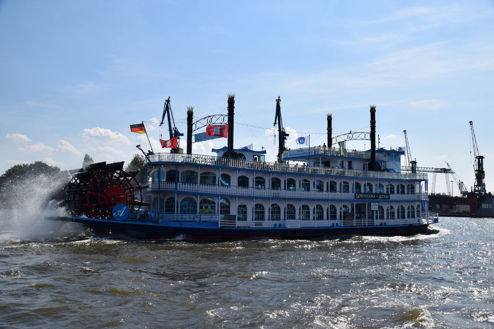 Louisiana Star - Hamburg Foto & Bild | hamburg, hafen