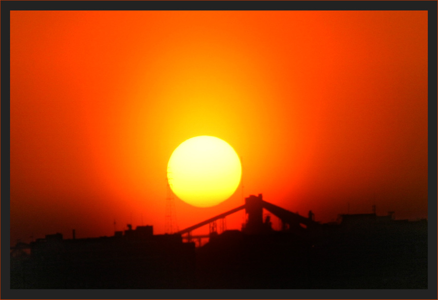 Louisiana Sundown ...