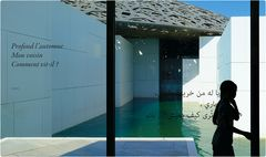 Louvre Abu Dhabi - Durchblick